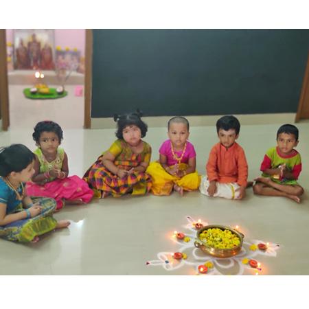 Karthigai Deepam celebration